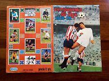 Álbum Campeonato De Liga 1972-1973 Edit Disgra +13 Cromos At Bilbao Firmados