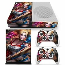 Pop Sticker Decal Skin Harley - Quinn For XBOX ONE S Gaming Controller Console