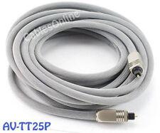 25ft. Premium Toslink Digital Audio Optical Cable/ Cord