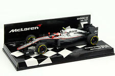 Jenson Button McLaren mp4-30 #22 Australian GP Formula 1 2015 1:43 Minichamps