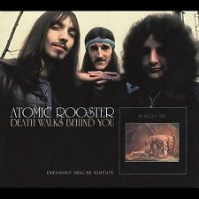 Death Walks Behind You, Atomic Rooster, Very Good Extra tracks