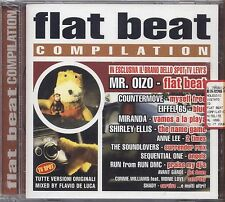 Flat Beat Compilation - FLAVIO DE LUCA MR. OIZO EIFFEL 65 MIRANDA CD 1999 SEALED
