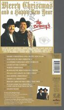 CD--BELLAMY BROTHERS--MERRY CHRISTMAS AND A HAPPY NEW YEAR