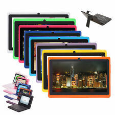 Android 4.4 Tablet PC Dual 4GB telecamere A23 1.2GHz Wi-Fi Bundle Tastiera