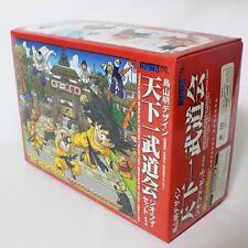 Dragon Ball Dbz Z Box Goku Figure Tenkaichi Budokai Diorama set Rare Anime