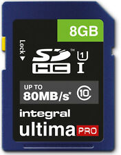 8GB Memory Card For Samsung WB800F WB150F WB250F Camera New 8GIG SD SDHC from UK
