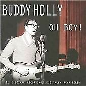 BUDDY HOLLY----OH BOY---ORIGINAL CD BRAND NEW SEALED