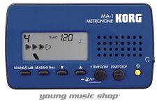 KORG MA-1 SOLO DIGITAL METRONOME BLUE TAP TEMPO