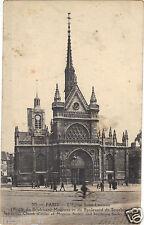 75 - cpa - PARIS - Eglise St Laurent (angle des Bld Magenta et de Strasbourg