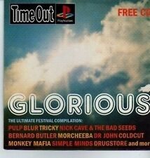 (DA146) Glorious Mud - 1988 Time Out Magazine CD