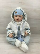 Masterpiece Porcelain Collectible Doll Limited Edition Andre by Monika Levenig