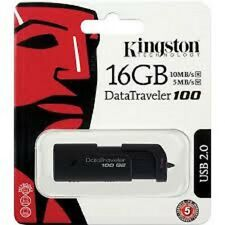 Kingston Data Traveler 100 G2 usb flash Drive 16GB
