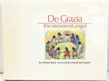DeGrazia - The Irreverent Angel by Reed 1976 Signed by Ted DeGrazia + Snapshots