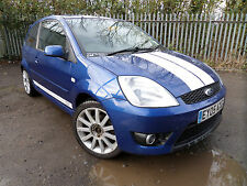 Ford Fiesta ST 150 mk6 Blue BREAKING SPARES 2002-2008 side repeater clear .