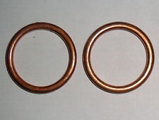 MOTO GUZZI BREVA V750  EXHAUST GASKETS set of 2
