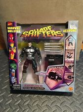 Marvel Deluxe Shape Shifters Punisher w/ Power Pistol Action Figure NEW