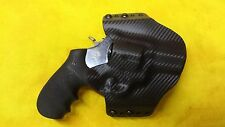 HOLSTER BLACK KYDEX Taurus 44 Magnum OWB Outside Waistband