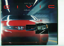 2006 Honda Civic Coupe/si Sales Catalog