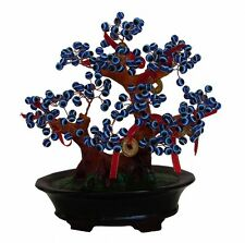 Feng Shui Evil Eye Tree with Golden Coins
