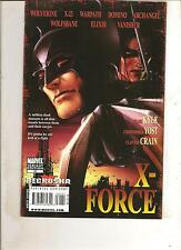 NECROSHA: X-FORCE #22 (2010) CRAIN VARIANT MARVEL COMICS V/F+