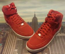Nike Air Force 1 High '07 Gym Red Size 13 XIII 13 XII 12 Low Mid 315121 604 New