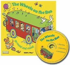 The Wheels on the Bus: Go Round and Round Classic Books With Holes
