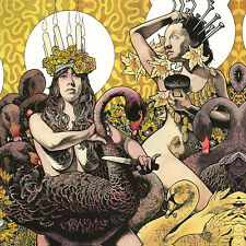 BARONESS yellow and green 2xLP NEW tombs, converge
