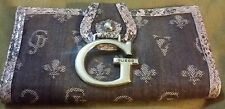 "Designer Genuine ""GUESS BURGUNDY WALLET"""