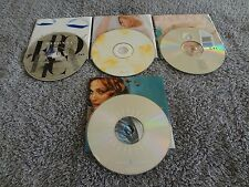 Lot of 4 Madonna CDs in Like New Condition
