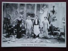 POSTCARD L3 L3-14 THE MARX BROTHERS