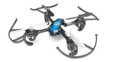Holy Stone HS170 Predator Mini RC Helicopter Drone 4 Channel - Black & Blue
