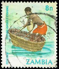 Scott # 243 - 1981 - ' Straw Basket Fishing '