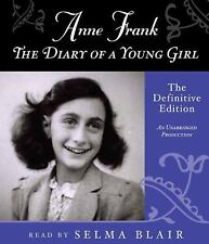 Audio CD - Anne Frank: The Diary of a Young Girl: The Definitive Edition