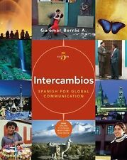 Intercambios: Spanish for Global Communication (with Text Audio CD) 5th Edition
