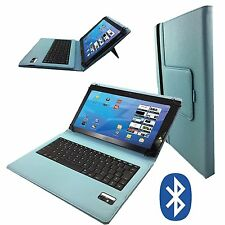 Bluetooth German Keyboard Lenovo Yoga Tab 3 Plu10.1 inch TABLET Bag Turquoise