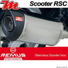 Silencieux Pot échappement Remus RSC Inox Piaggio Vespa LX 125 i e 3V 12