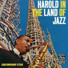 In The Land Of Jazz - Harold Land (1988, CD NEUF)