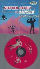 CD--STEPHAN GTELY & BOYZONE--SHOOTING STAR