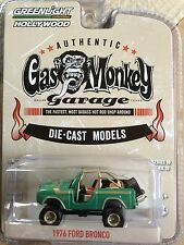 Greenlight  HOLLYWOOD Series Gas Monkey Garage 76' Ford Bronco