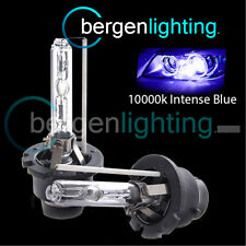 D2S INTENSE BLUE XENON HID LIGHT BULBS HEADLIGHT HEADLAMP 10000K 35W OEM FIT 2