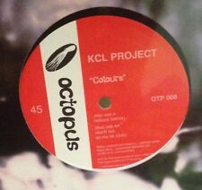 "KCL PROJECT COLOURS 12"" vinyl NEW & SEALED BANG THE PARTY RARE ORIGINAL 1996"