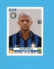 PANINI CALCIATORI 2015-2016- Figurina n.283- MELO - INTER -NEW