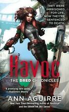 Havoc (The Dred Chronicles)-ExLibrary