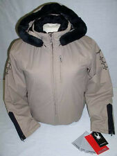 $350 NEW SPYDER DIVINE INSULATED SKI JACKET WOMENS 4 UK 6