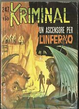 KRIMINAL N° 247 (Corno, 1970)