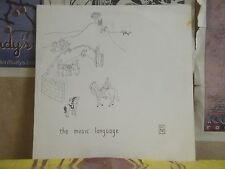 THE MUSIC LANGUAGE PART 1 TEACHER TRAINING RECORD, MARY HELEN RICHARDS - LP