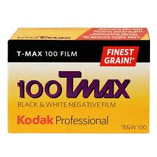 Kodak Tmax 100 Pro 135-24 Black & White Negative (Print) 35mm Film 11/2017
