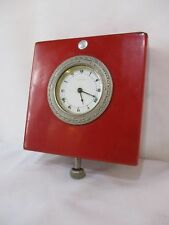 Antique Waltham Automobile/Car Dashboard / Dash Clock - Eight (8) Day Wind Stem