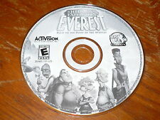 Hidden Expedition Everest Race To The Roof Of The World PC CDROM Activision 2007