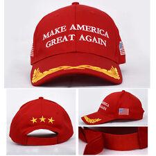 2016 Republican Red co Hot Make America Great Again Hat Donald Trump Hat Cap
